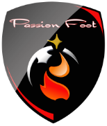 Logo Ecusson Passion foot